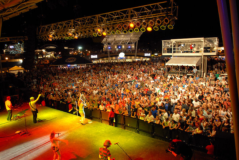 Concerts in Dayton Ohio