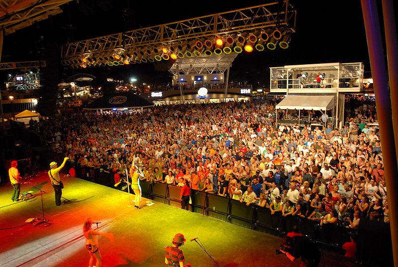 Concerts in Dayton Ohio
